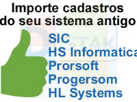 Importe Cadastros no Software para Centro Automotivo