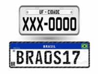 consultando histórico dos serviços realizados pela placa padrão Brasil ou Mercosul