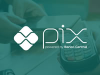 PIX no software para centro automotivo